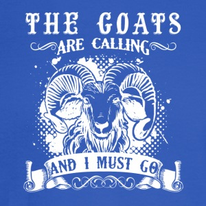 Goat Lovers Shirt - Men's Long Sleeve T-Shirt