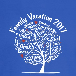 family vacation 2017 - Men's Long Sleeve T-Shirt