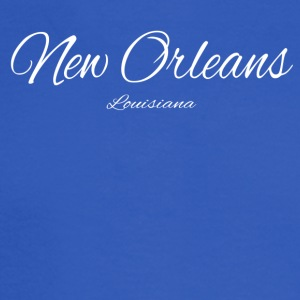 Louisiana New Orleans US DESIGN EDITION - Men's Long Sleeve T-Shirt