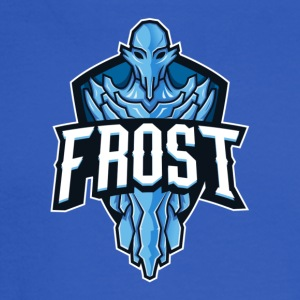 FrosT Logo - Men's Long Sleeve T-Shirt