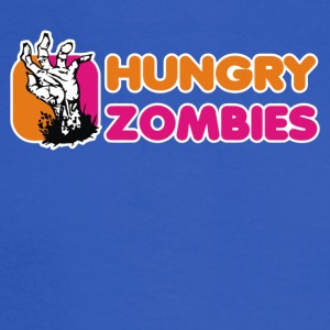 Hungry Zombies - Men's Long Sleeve T-Shirt
