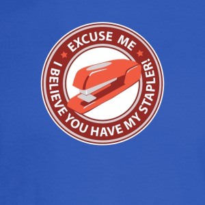 Excuse Me - Men's Long Sleeve T-Shirt