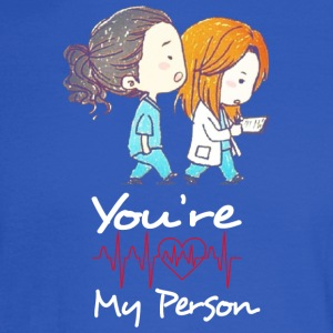 YOU ARE MY PERSON - Men's Long Sleeve T-Shirt