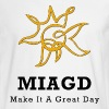 Make It A Great Day - Men's Long Sleeve T-Shirt