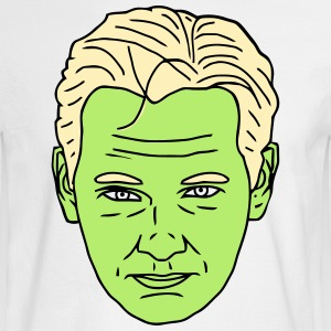 Donald Assange - Men's Long Sleeve T-Shirt