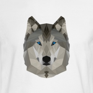 Wolf - Men's Long Sleeve T-Shirt