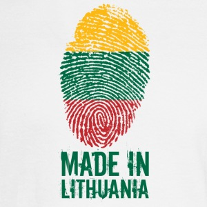 Made in Lithuania - Men's Long Sleeve T-Shirt