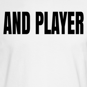 And player - Men's Long Sleeve T-Shirt