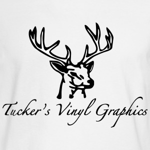 Tucker's Vinyl Graphics - Men's Long Sleeve T-Shirt