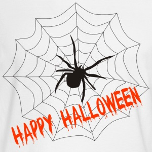Halloween spider - Men's Long Sleeve T-Shirt