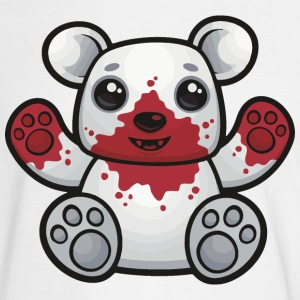 Bloody Bear - Men's Long Sleeve T-Shirt