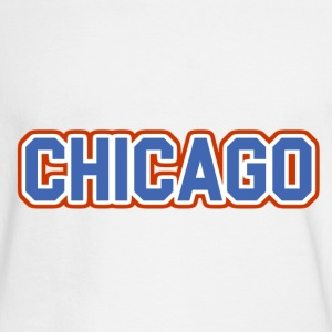 Chicago, Illinois - The Cubs - Men's Long Sleeve T-Shirt