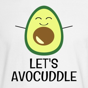 Let's Avocuddle - Men's Long Sleeve T-Shirt