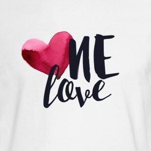 ONE LOVE - Men's Long Sleeve T-Shirt