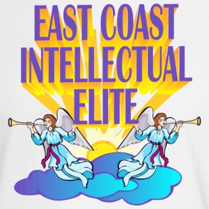 EAST COAST INTELLECTUAL ELITE - Men's Long Sleeve T-Shirt