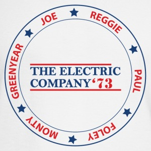 THE ELECTRIC COMPANY - Men's Long Sleeve T-Shirt