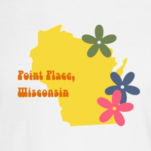 Point Place, Wisconsin - Men's Long Sleeve T-Shirt