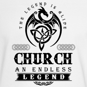 CHURCH - Men's Long Sleeve T-Shirt