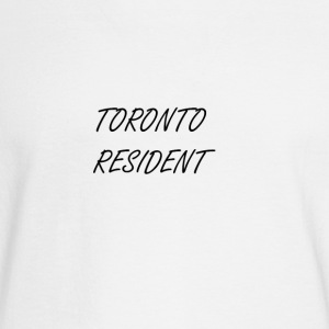 Toronto Resident - Men's Long Sleeve T-Shirt