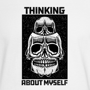Think - Men's Long Sleeve T-Shirt