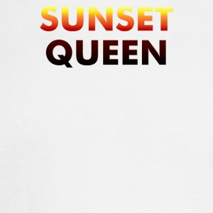 Sunset Queen - Men's Long Sleeve T-Shirt