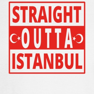 straight outta Istanbul TUeRKEI - Men's Long Sleeve T-Shirt