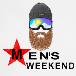 Mens Weekend - Men's Long Sleeve T-Shirt