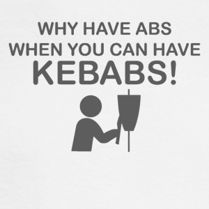 ABS KEBABS - Men's Long Sleeve T-Shirt