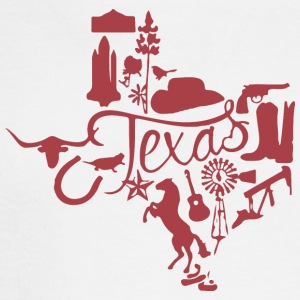 Texas - Men's Long Sleeve T-Shirt