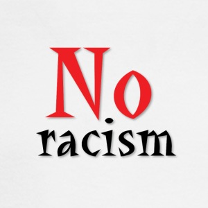 No Racism - Men's Long Sleeve T-Shirt