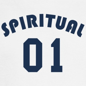 Spiritual One - Men's Long Sleeve T-Shirt