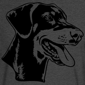 Doberman Pinscher - Men's Long Sleeve T-Shirt