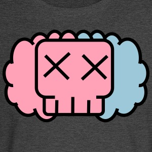 Cotton candy skullkid - Men's Long Sleeve T-Shirt