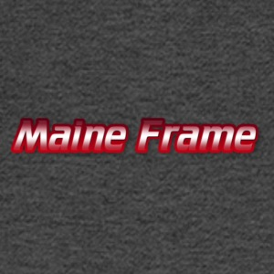 Maine Frame - Men's Long Sleeve T-Shirt