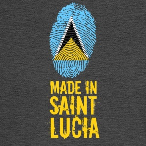 Made In Saint Lucia / St. Lucia - Men's Long Sleeve T-Shirt