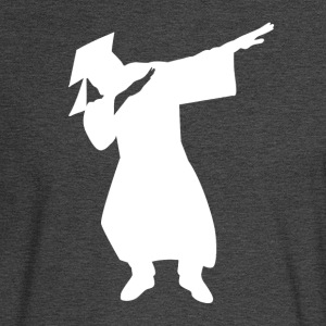 Funny Graduation dabbing gifts - Men's Long Sleeve T-Shirt