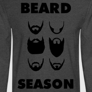 Beard_Season_01 - Men's Long Sleeve T-Shirt