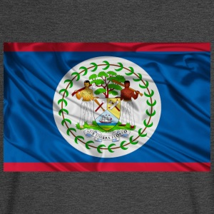 BELIZE FLAG... - Men's Long Sleeve T-Shirt