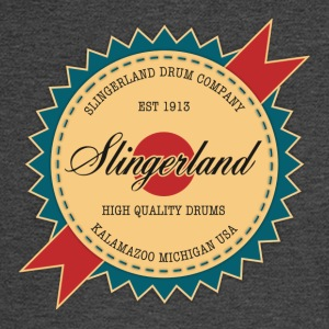 Old slingerland - Men's Long Sleeve T-Shirt