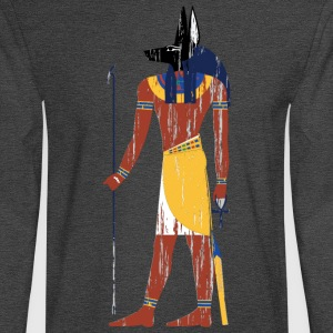 Anubis - Men's Long Sleeve T-Shirt