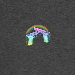 Rainbow guns - Men's Long Sleeve T-Shirt