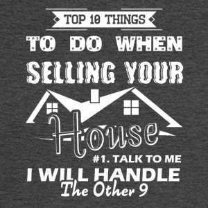 Real Estate Agent Shirt - Men's Long Sleeve T-Shirt