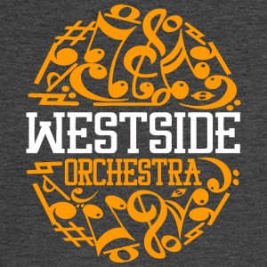 WESTSIDE ORCHESTRA - Men's Long Sleeve T-Shirt