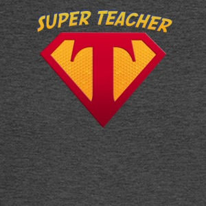 Super Teacher for The Education Superhero - Men's Long Sleeve T-Shirt