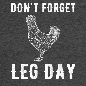 Don't forget leg day - Men's Long Sleeve T-Shirt