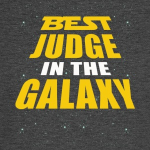 Best Judge In The Galaxy - Men's Long Sleeve T-Shirt