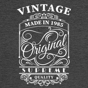 vintage made in 1985 - Men's Long Sleeve T-Shirt