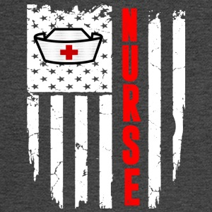 Nurse Flag - Men's Long Sleeve T-Shirt