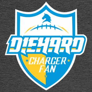 DIEHARD CHARGER FAN - Men's Long Sleeve T-Shirt