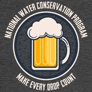 Conserve Water - Men's Long Sleeve T-Shirt